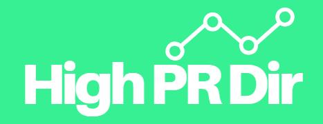 High PR Dir